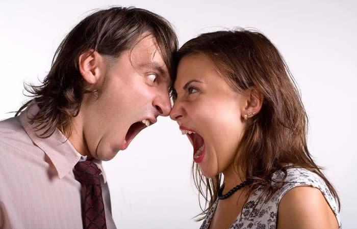 Couple en crise grave