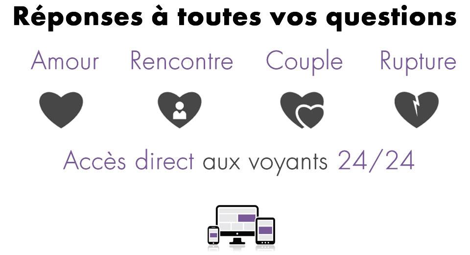 tarot couple en ligne