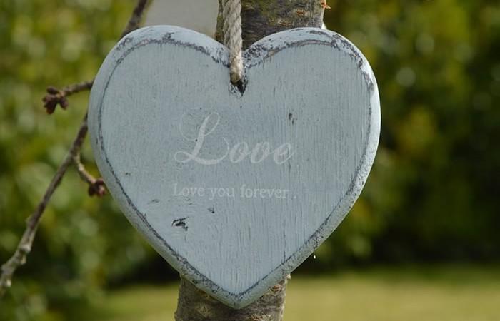 Tirage en ligne avec un voyant de l'amour