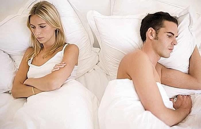 relation sexuelle non satisfaisante