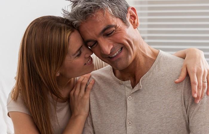 Couple avec différence d'age tarot relation